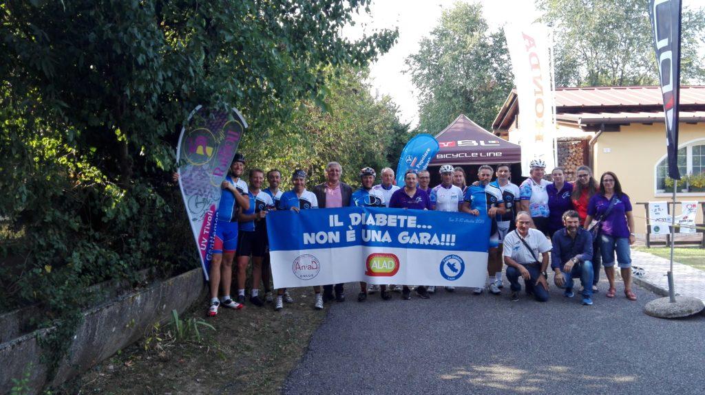 L'arrivo presso la sede degli Alpini a Treviso